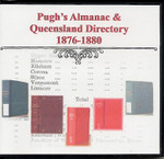 Pugh's Almanac and Queensland Directory Compendium 1876-1880