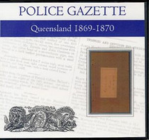 Queensland Police Gazette 1869-1870