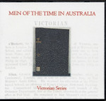 Men of the Time in Australia: Victorian Series
