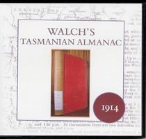 Walch's Tasmanian Almanac 1914