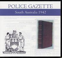 South Australian Police Gazette 1942