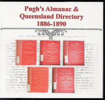 Pugh's Almanac and Queensland Directory Compendium 1886-1890