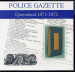 Queensland Police Gazette 1871-1872