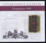 Tasmanian Government Gazette 1909
