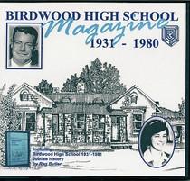 Birdwood High School Magazine 1931-1980