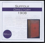 Suffolk 1908 Kelly's Directory