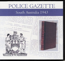 South Australian Police Gazette 1943