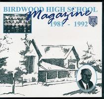 Birdwood High School Magazine 1981-1992