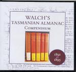 Walch's Tasmanian Almanac Compendium 1891-1895