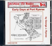 Early Days at Port Ryerse