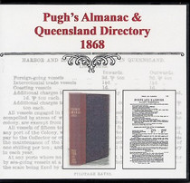 Pugh's Almanac and Queensland Directory 1868