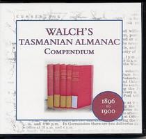 Walch's Tasmanian Almanac Compendium 1896-1900