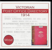 Victorian Post Office Directory 1914 (Wise)