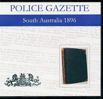South Australian Police Gazette 1896