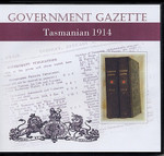 Tasmanian Government Gazette 1914
