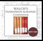 Walch's Tasmanian Almanac Compendium 1911-1915