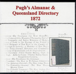 Pugh's Almanac and Queensland Directory 1872