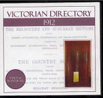 Victorian Directory 1912 (Sands and McDougall)