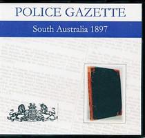 South Australian Police Gazette 1897