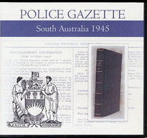 South Australian Police Gazette 1945