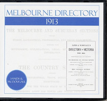 Victorian Directory 1913 (Sands and McDougall)