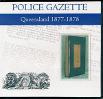 Queensland Police Gazette 1877-1878