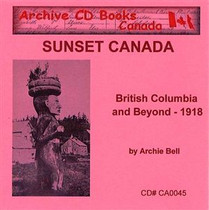 Sunset Canada: British Columbia and Beyond