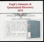 Pugh's Almanac and Queensland Directory 1874