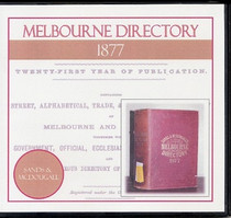 Melbourne Directory 1877 (Sands and McDougall)