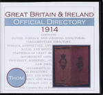 Thom's Official Directory of Great Britain and Ireland 1914