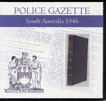 South Australian Police Gazette 1946