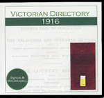 Victorian Directory 1916 (Sands and McDougall)