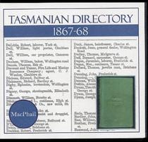 Tasmanian Directory 1867-68 (MacPhail)