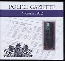 Victoria Police Gazette 1912