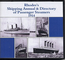 Rhode's Shipping Annual and Directory of Passenger Steamers 1914