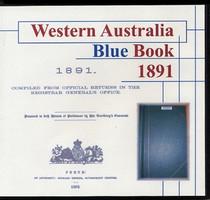 Western Australia Blue Book 1891