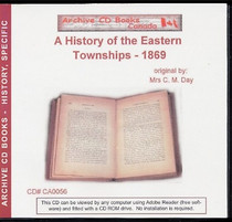 History of the Eastern Townships, 1869
