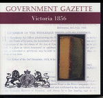 Victorian Government Gazette 1856