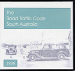 Road Traffic Code South Australia 1936