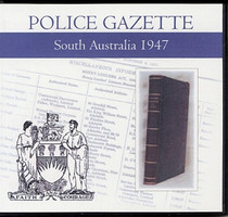 South Australian Police Gazette 1947