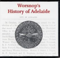 Worsnop's History of Adelaide