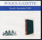 South Australian Police Gazette 1900