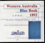 Western Australia Blue Book 1892