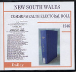 New South Wales Commonwealth Electoral Roll 1946 Dalley 1