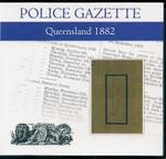 Queensland Police Gazette 1882