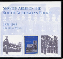 Service Arms of the South Australian Police 1838-1988