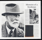 Memoirs of a Stockman