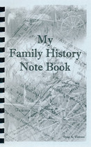 My Family History Note Book