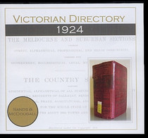Victorian Directory 1924 (Sands and McDougall)