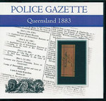 Queensland Police Gazette 1883